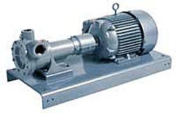 Coro flo pumps nebimak for Motor base plate design